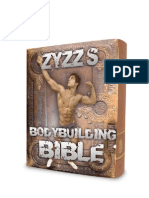Zyzzs Bodybuilding Bible