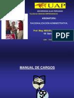 diseño de cargos-ppp