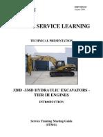 320D-336D Excavator Intro