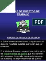 ANALISIS DE PUESTOS