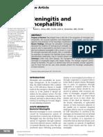 Artigo de Revisao Encefalite e Meningite