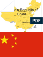 Ppt About China