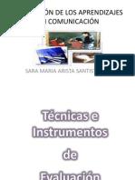 JHOS Tecnicas e Instrumentos de Evaluacion
