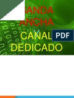 BANDA Y CANALES