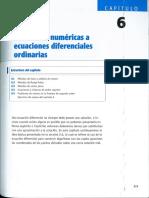 Capitulo 06 - Soluciones Numericas a Ecuaciones Diferenciales Or Din Arias