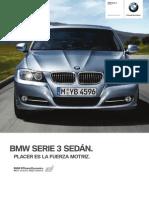 Catalogo BMW Serie3 Sedan