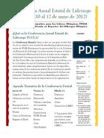Documento Convencion FCCLA