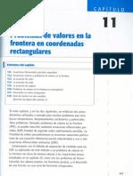 Capitulo 11 - Problemas de Valores en La Frontera en Coordenadas Rectangulares