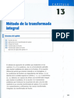 Capitulo 13 - Metodo de La Transform Ada Integral