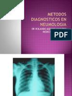 Metodos Diagnosticos en Neumologia