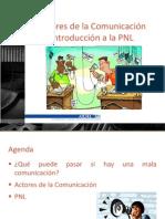 Actores de la Comunicación Introducción a la PNL