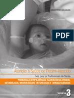 Atenção à Saúde do Recém-Nascido (Guia para os Profissionais de Saúde) - v. 3