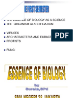 Essence of Biology=x=10-3serangkai