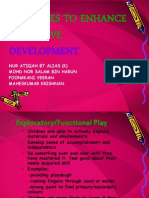 Play and Cognitive Development