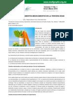 INTERACCION FARMACO NUTRIENTE