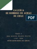 Galería de hombres de armas de Chile. T.II. Período de la influencia francesa 1826-1885. (1987)         issuu