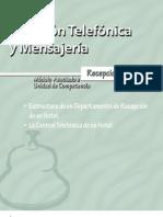 Atencion Telefonica y Mensajeria