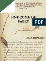 genetica sx fabry