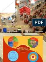 Marketing Management Course Case Mapping