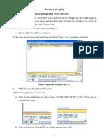PacketTracer-Thực hành mang vien thong