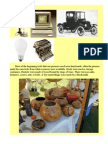 Inventions used in 1800s and early 1900s