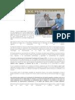 Informe Central Solar en Panama v2003