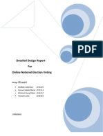 Detailed Design Report
