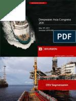 Deepwater Asia Congress 2011