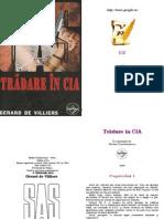 Gerard de Villiers - [SAS] - Trădare în CIA