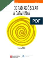 Atlas de Radiacio Solar de Catalunya