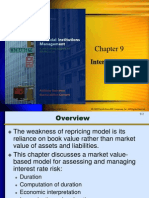 39887312 Risk Management Chap 9 Interest Risk II MOD