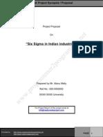 Proposal - Six_Sigma