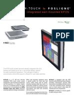 W-Touch Datasheet Eng