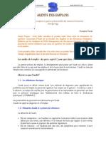 1-Audit Des Emplois