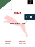 PUMA Market Dynamics Maria Mam