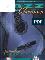 Jazz Favourites for Classical Guitar