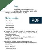 Market Analysis DOCOMO