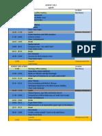 Antifest 2012 - agenda