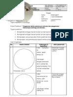 Borang Laporan Praktikum 3 Mikrobiologi BIO3051 Morfologi Mikrobia