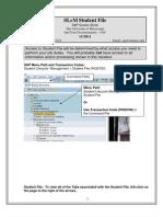 Student File