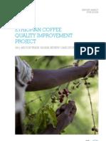 Ethopian Coffee Programme A4T
