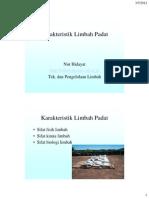 3-Karakteristik Limbah Padat