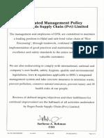 EFSL Policy