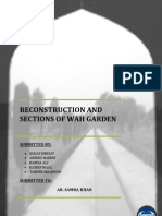 Wah Garden Report