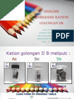 KATION GOL. II B