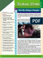 The Arakan News April 2012 (1)
