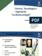 Tema de Ciencia, Tecnología e Ingeniería
