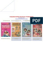 Textbooks and Skill Books Published in the Philippines