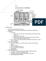 Epithelial and Connective