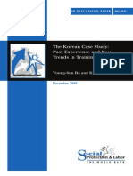 The Korean Case Study